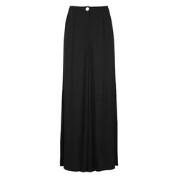 Брюки- юбка черного цвета TR 397
