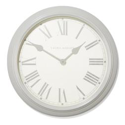 Купить часы на стену в интернет-магазине Laura Ashley OVERSIZED GALLERY WALL Ø62 (Grey)