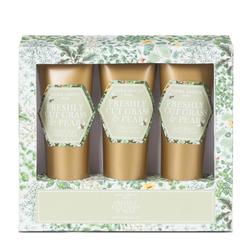 Подарочный набор со скрабом, мылом и кремом для рук GARDENERS HAND SURVIVAL KIT 11*3*12,5 (Multi)