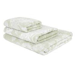Длинное банное полотенце с роскошным цветочным рисунком JOSETTE 127*70 (Hedgerow)