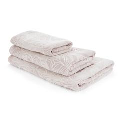 Полотенце для рук светло-розового цвета SANTUARY 90*50 (Blush)