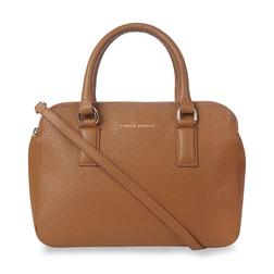 Классическая сумка каштанового цвета  BG 728