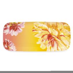 Поднос в яркие цветы FLORAL HERITAGE TRAY 38*16,5 (Multi)