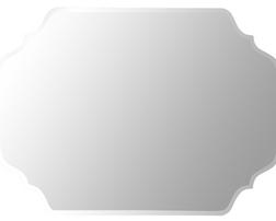 Настенное зеркало с закругленными краями ROCHELLE 100*72 (Mirror)