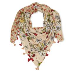 Весенний шарф SH 784