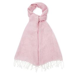 Шарф розового цвета SH 768