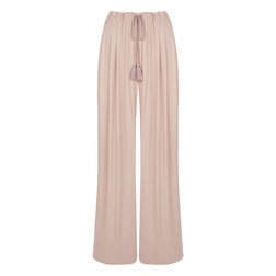 Брюки-юбка нежного розового цвета TR 412