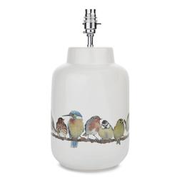 Керамическая база с рисунком птичек GARDEN BIRDS 35*18 (Multi)