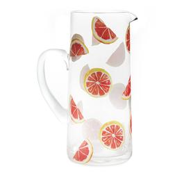 Кувшин с рисунком грейпфрута GRAPEFRUIT SEGMENTS JUG 25,5*12,5 (Multi)