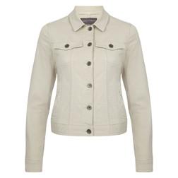 Легкая куртка песочного цвета CT 363