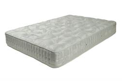 Пружинный матрас для двойной кровати EVERSHAM 5FT 200*150*25 (Ivory)