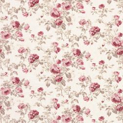 Ткань гардинная ROSES FLORAL CASSIS