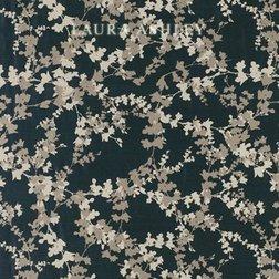 Ткань гардинная HAWTHORN SILK MIX (Charcoal)