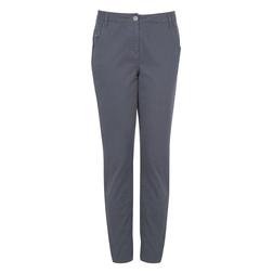 Укороченные брюки серого цвета TR 237