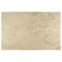 Большой ковер с объемным рисунком CLAVERTON 170*240 (Natural)