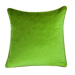 Декоративная плюшевая подушка квадратной формы NIGELLA 50*50 (Moss)