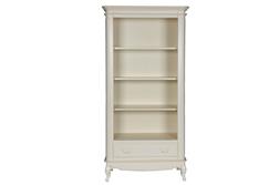 Книжный шкаф цвета слоновой кости PROVENCALE BOOKCASE 180*90*40 (Ivory)