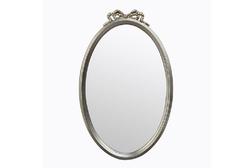 Настенное зеркало овальной формы ALIYA OVAL 83*48 (Champagne)