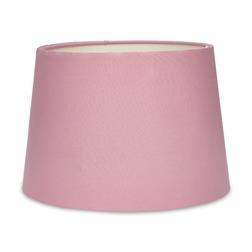 Широкий абажур розового цвета 14 DRUM SHADE (Cyclamen)