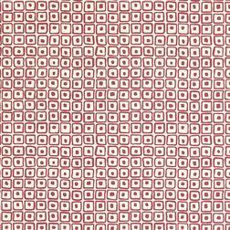 Бумажные обои с мелким рисунком малинового цвета PELHAM (Cranberry)
