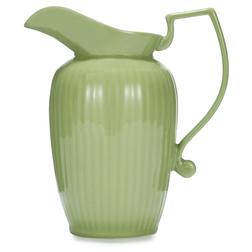 Керамический кувшин зеленого цвета CERAMIC JUG 18,5*10,5*22 (Green)