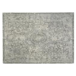 Большой шерстяной ковер светло-серого цвета VERSAILLES 180*260 (Grey)