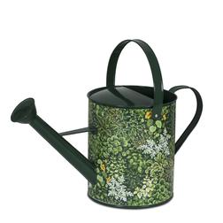 Лейка темно-зеленого цвета с растительным рисунком LIVING WALL WATERING CAN 22*43*21 (Multi)