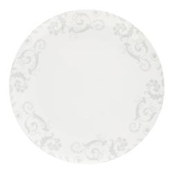 Плоская обеденная тарелка JOSETTE DINNER PLATE Ø28 (Dove Grey)