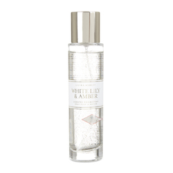 Ароматизатор-спрей с запахом лилии WHITE LILY & AMBER ROOM SPRAY 100ml (Multi)
