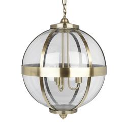 Большая люстра в форме шара ODIHAM GRAND Ø50 (Antique Brass)
