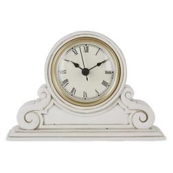 Настольные часы CURVED SMALL MANTLE 13*19 (Cream)