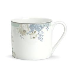 Чашка с цветочным рисунком ROSE HILL MUG (Duck egg)