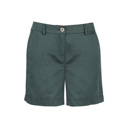 Короткие шорты цвета нефрита TR 444