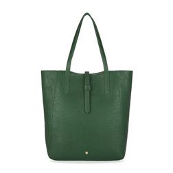Сумка-шоппер зеленого цвета BG 201 Green