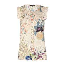Блуза с цветочным принтом BL 307