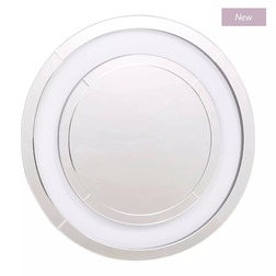 Настенное зеркало круглой формы EVIE ROUND SMALL Ø60 (Mirrored)