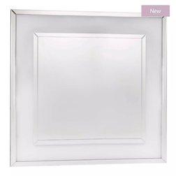 Настенное зеркало квадратной формы EVIE SQUARE 90*90 (Mirrored)