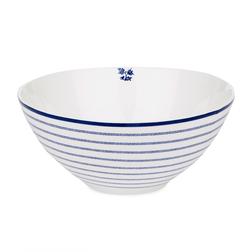 Глубокая тарелка в тонкую полоску CANDY STRIPE BOWL 6,5*15 (Blue)