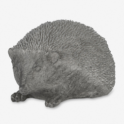 Ограничитель для двери в форме ежика HEDGEHOG OUTDOOR DOORSTOP 23*15*12 (Grey)