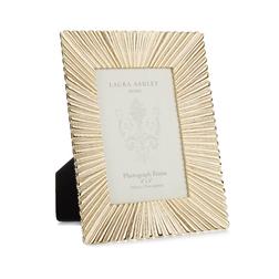 Прямоугольная рамка для фото золотистого цвета STARBURST 10*15 (Gold)