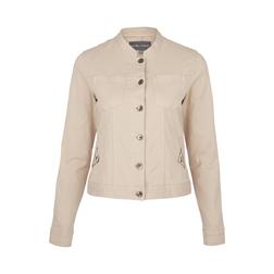 Джинсовая курточка песочного цвета CT 277