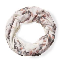 Нежный платок с лиственным принтом SH 417 Multi