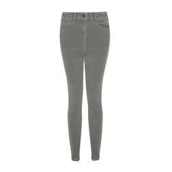 Вельветовые узкие джинсы TR 464 Green