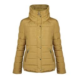 Шикарная курточка медового цвета CT 275