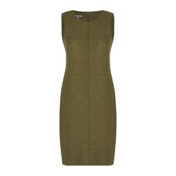 Платье-сарафан зеленого цвета MD 995