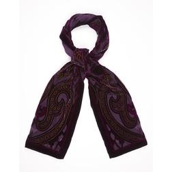 Элегантный шарф с этническим принтом SH 329