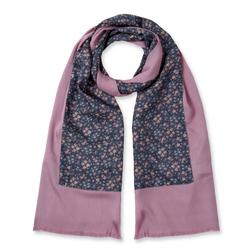 Стильный шелковый шарф SH 423