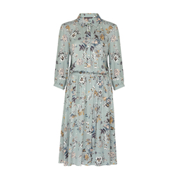 Платье из вискозы с цветочным принтом MD 935