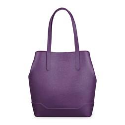 Яркая сумка фиолетового цвета BG 234