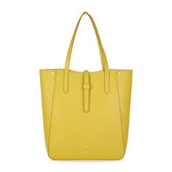 Сумка-шоппер желтого цвета BG 236